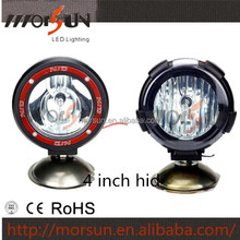 2015 new hid driving light, xenon work light 4wd off road lighting
