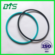 PTFE loaded with glass fiber seal