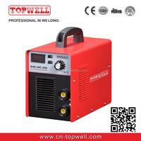 TOPWELL brand mma welder MINI ARC200i