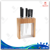 stainless steel knife and kitchen knives