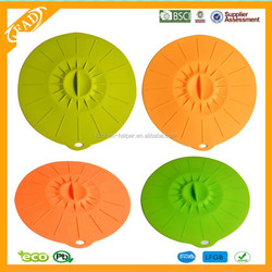Shenzhen Feiaoda eco-friendly colorful kitchen utensil glass bottle cover