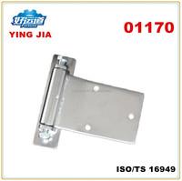 01170 Steel vehicle spare parts of galvanized wingtruck door hinge