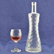Hot new 2015 product whisky vodka unique beer bottle 750