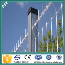 6X6 Hot Dipped Galvanized Install Fence Panels