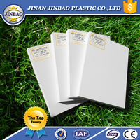 4x8 foot white pvc sheet white thickness 5mm