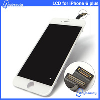 China top ten products hottest 2015 big sale for iphone 6+ digitizer For iPhone 6 Plus Smartphone LCD