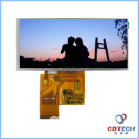 tft 4.6 lcd display module 800 *320 resolution without touch screen panel china exporter