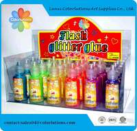 2015 colorlutios non toxic spray glue for glitter