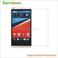 Full Size Covered 3d Curved 9h High Clear Tempered Glass Screen Protector For HTC Desire 816