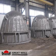新しいカスタマイズされたスラグドロスのポット鋳鋼/スラグポット/取鍋