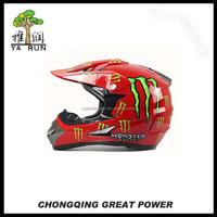 2015 DOT Full Face Motorcross Safety Helmet