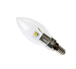 Ultra Bright 3W LED Candle Light E14 E27 B15 B22 Available
