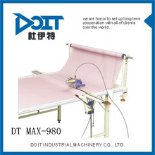 DT MAX-980 Beautiful appearance and low cost Electronic counting cloth cutting machine
