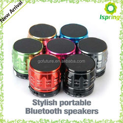 Cheap bluetooth wireless speakers,Clear and loud voice with FM radio