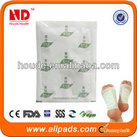 Happy Life Foot Patches Wholesaler FDA CE Approved OEM ODM Service