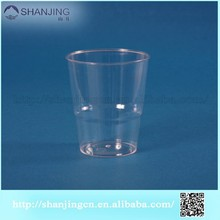 FDA SGS 6oz custom logo printed Tea cup plastic disposable beer cup