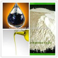 Activated white clay for kerosene oil
