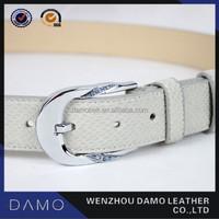 Lady Belt with Diamond Buckle (WB120903)