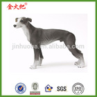 presente da promoção tamanho vida estátuas cão