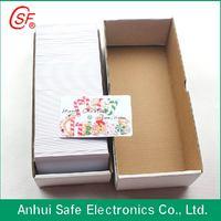 Pringing CR 80 Full Color High Quality inkjet PVC Card