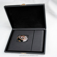 wedding DVD case without window double sided case