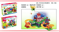 new bo train ABS musical education city games kids with EN62115