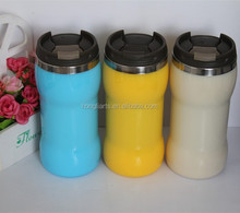 Hot for pomotion!stainless steel mug and hot coffee mug - 350ml