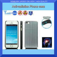 5 inch mobile phone case/Anti-radiation silicone cell phone case for Iphone 5 ,Pc silicone cell phone cases