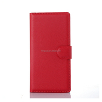 2 solts for card 1 slot for money Function bumper case for sony xperia m2