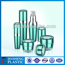 Certification New style Recyclable Arcrylic Cosmetic king plastic bottles