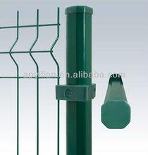 mt decorativos galvanizado valla de jardín