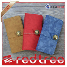 2015 Man Design Leather MOBILE PHONE CASE COVER FOR IPHONE 6 PLUS