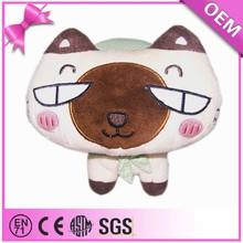 Handmake Stuffing Big Eyes Toys Plush Japanese Cat