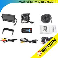 """Erisin ES322 7"""" TFT LCD Rear View Car Monitor with CCD Camera"""