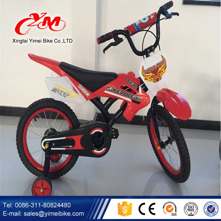 2016 Hot Selling Cheap Gas Powered Dirt Bike For Kids/competitive ...