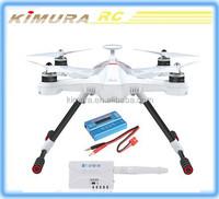 Walkera Scout X4 Quadcopter drone FPV GPS RC Model with alunimun case Devo F12E / G-3D Gimbal / ILook+ camera