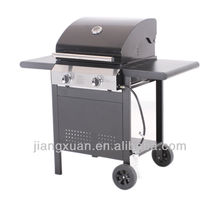 2 burner gas barbecue grill