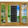 CE TUV CSA ISO Commercial Application solar panel 240w for pakistan lahore market