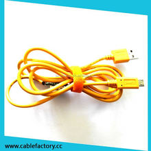 USB charging cable novel design usb cable with led light
