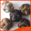 2014 popular new products black hair bun fake hair bun hairpiece sham chignon