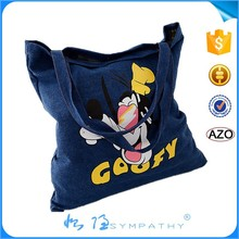 Customized cotton canvas tote bag,cotton bags promotion hot new products for 2015