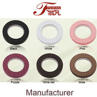V series abs plastic rings plastic curtain rings accessories