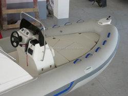 boat aluminium rib