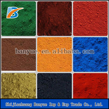 Wholesale iron oxide pigment, cosmetic grade iron oxide