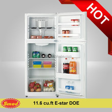11.6 cu.ft frost free fridge, no frost fridge with E-star