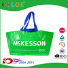 Enviromental PP woven promotion Bag for sports
