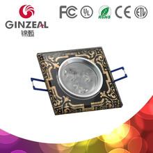 Ginzeal GU5.3 GU10 Led Downlight Manufacture Supply