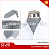 Hot sale mens cheap polyester wedding cravat necktie