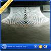 plastic mesh/ rigid plastic mesh/ black plastic fencing mesh