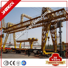 Light Weight Two Hook Gantry Crane Without Overhanging